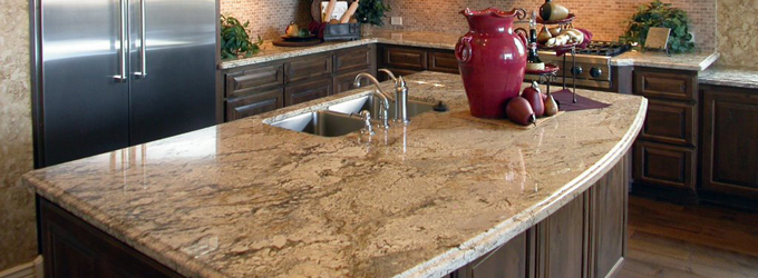 how to cover kitchen counter top